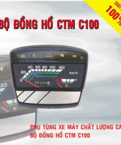 Đồng hồ CTM C100