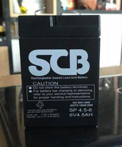 Bình ắc quy xe máy điện SCB 12V28AH